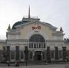 Железнодорожные вокзалы в Томари