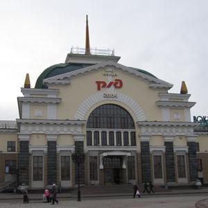 Железнодорожные вокзалы Томари